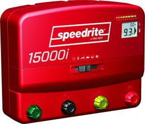 Speedrite 15000i dual (220V / 12V) villanypásztor tápegység