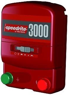 Speedrite 3000 villanypásztor tápegység