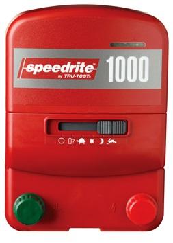 Speedrite 1000 villanypásztor tápegység