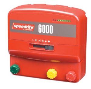 Speedrite 6000 villanypásztor tápegység