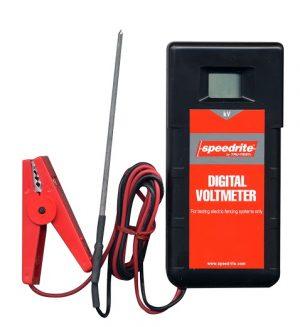 Digitális voltmérő